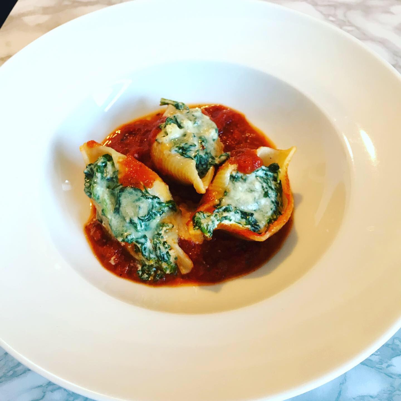 Pasta shells 2